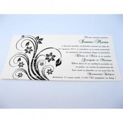 Invitatie nunta Curl